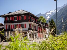 La Chaumière Mountain Lodge, hotel in Chamonix