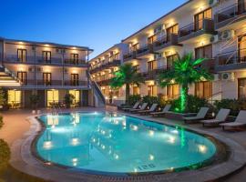 Hotel Simeon, hotel in Metamorfosi