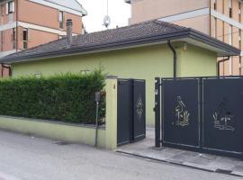COLORS DEPENDANCE, hotel in Venice