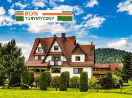 Dom Gościnny WYBRANIEC, apartment in Poronin
