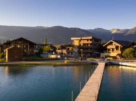 Les Peupliers, hotel in Courchevel