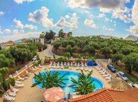 Divina Pool & Beach Hotel, hotel near Water Village Zante, Laganas