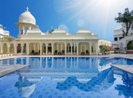 Swaroop Vilas - Lake Facing Boutique Hotel, hotel in Udaipur