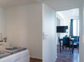 HITrental Wiedikon Apartments, hotel near Uetliberg, Zurich