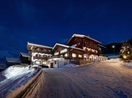 Hotel Teola, hotel in Livigno