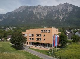 Schaan-Vaduz Youth Hostel, hotel in Schaan