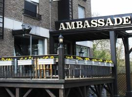Hotel Ambassade, hotel near Waregem Golf Club, Waregem
