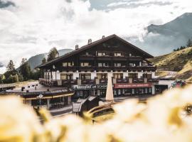 Appartementhaus Am Gschwandtkopf, hotel near Toni-Seelos-Olympiaschanze, Seefeld in Tirol
