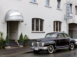 Hotel Meuser, hotel in Wiesbaden