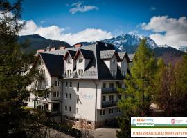 Bel-Ami, hotel in Zakopane