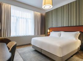 DoubleTree By Hilton Brussels City, hotel in Brussels