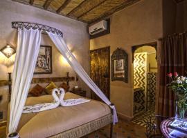 Hotel Kasbah Le Mirage & Spa, hotel in Marrakesh