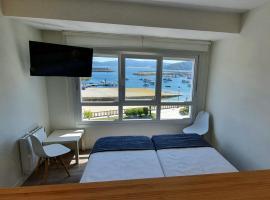 Apartamentos Costa da Morte Muxia, apartamento en Muxía