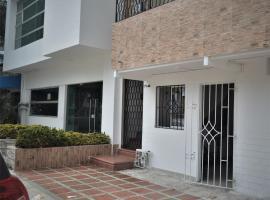 Apartamento con WIFI y NETFLIX, apartamento en Barranquilla