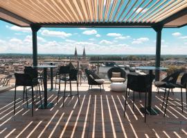Panorama 360 HOTEL & SPA, отель в Маконе