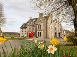Richmond Arms Hotel, hotel in Tomintoul