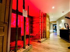 Hotel Alpina, hotel in Morzine