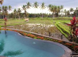 Vihaan Villa Ubud, apartment in Ubud