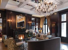 Wedgewood Hotel & Spa - Relais & Chateaux, hotel near Olympic Village Skytrain Station, Vancouver