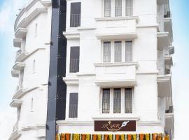 Srivar Hotels, accessible hotel in Guruvāyūr