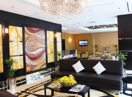 Al Diar Sawa Hotel Apartments, nhà nghỉ dưỡng ở Abu Dhabi
