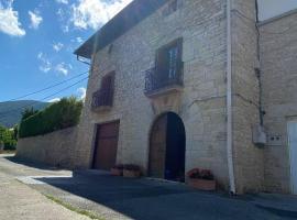Echarri에 위치한 홀리데이 홈 Casa Añezkar