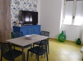 VILLA DANTE, villa in Agropoli