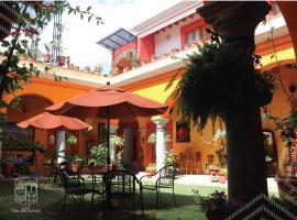 Los Arrayanes, hotel in Oaxaca City