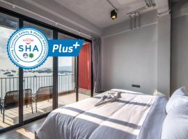 Arch39 Phuket Beach Front - SHA Plus, hotel in Chalong