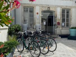 Hôtel François 1er, hôtel à La Rochelle