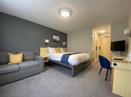 Days Inn Hotel Sedgemoor, hotel in Rooks Bridge