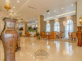 The Grand Palace Hotel, hotel in Addis Ababa