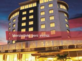 Yücesoy Liva Hotel Spa & Convention Center Mersin, hotel in Mersin