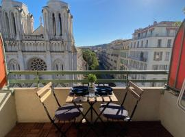 Superbe appartement Nice Ultra Centre, apartment in Nice