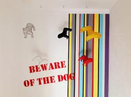 The Bulldog Inn - Duna Parque Group, hotel a Vila Nova de Milfontes