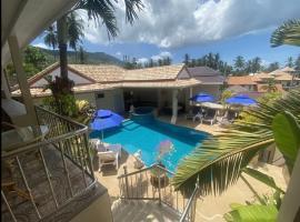 Villa SeaView Chaweng Samui, hotel i Koh Samui