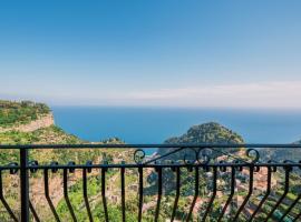 CASA BELLAVISTA Scala Minuta Amalfi Coast, budget hotel in Scala