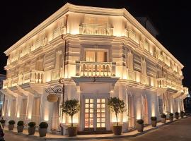 Giulia Albérgo Hotel, hotel in Durrës