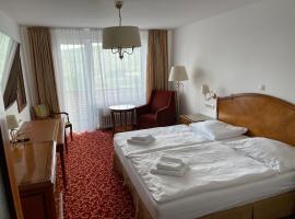 Hotel Stella, hotel in Železná Ruda