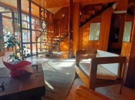 Hotel Curru Leuvu, hotel near San Carlos De Bariloche Airport - BRC, San Carlos de Bariloche