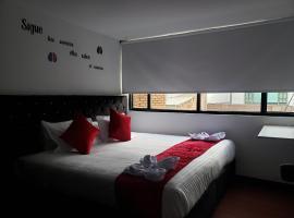 Hotel American Travel AW, hotel in Bogotá