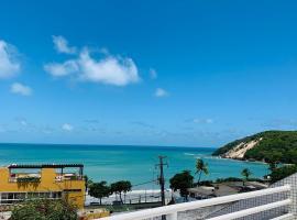 Maravilhoso flat com vista para o Mar de Ponta Negra, accessible hotel in Natal