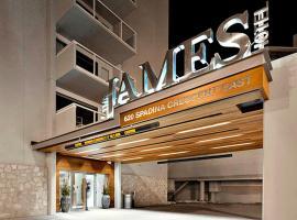The James Hotel, hotel near J G Diefenbaker Airport - YXE, Saskatoon