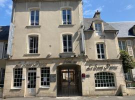 Hôtel Le Saint Patrice, hotel in Bayeux