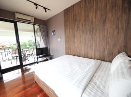 Baan Keang Chon Ayutthaya บ้านเคียงชล อยุธยา, hotel en Phra Nakhon Si Ayutthaya