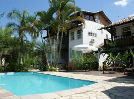 Pouso Atobá, pet-friendly hotel in Paraty