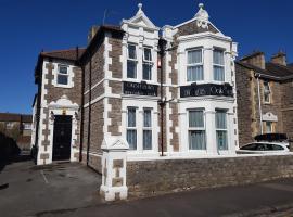 Oakover Guest House, hotel near Weston-Super-Mare Golf Club, Weston-super-Mare