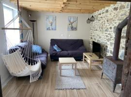 le petit loup, holiday home in Sprimont