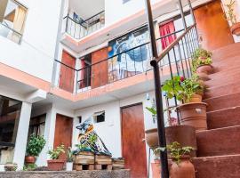Hostal Ñaña, guest house in Huaraz