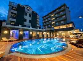 Hotel Brasil, hotel a Milano Marittima